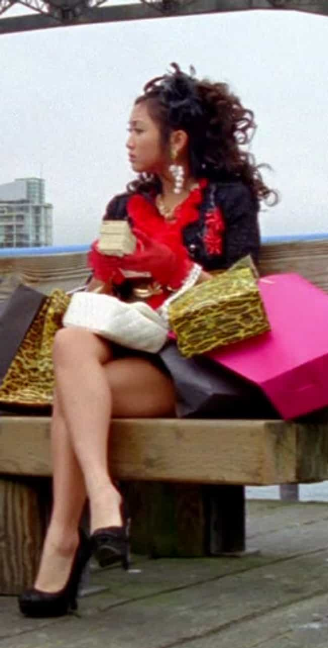 Brenda Song (The Suit Life Mov... is listed (or ranked) 4 on the list The Most Gorgeous Crossed Legs in Movies