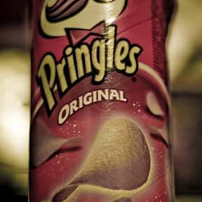 Original Pringles is listed (or ranked) 19 on the list The World's Most Delicious Chips, Crisps & Crunchy Snacks