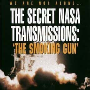 UFO: the Secret NASA Transmiss is listed (or ranked) 5 on the list The Best Documentaries About Aliens