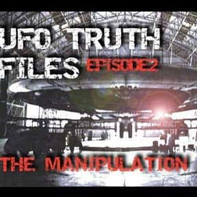 UFO Files: Real UFOs is listed (or ranked) 12 on the list The Best Documentaries About Aliens
