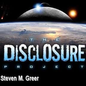 The Disclosure Project Witness is listed (or ranked) 10 on the list The Best Documentaries About Aliens