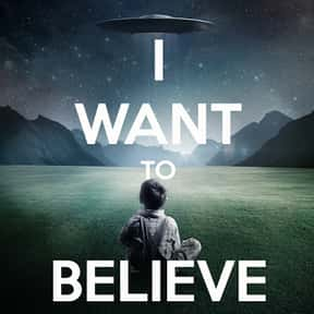 I Believe in UFOs is listed (or ranked) 11 on the list The Best Documentaries About Aliens