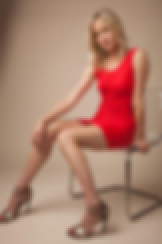 Jessy Schram Tiny Red Dress N'... is listed (or ranked) 4 on the list Hottest Jessy Schram Pictures