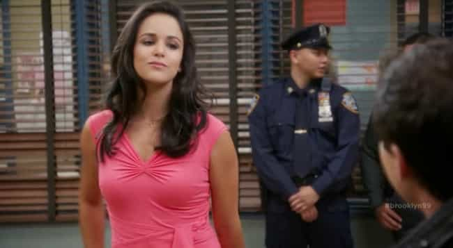 Melissa Fumero Likes the Good ... is listed (or ranked) 3 on the list The 22Most Stunning Photos of Melissa Fumero