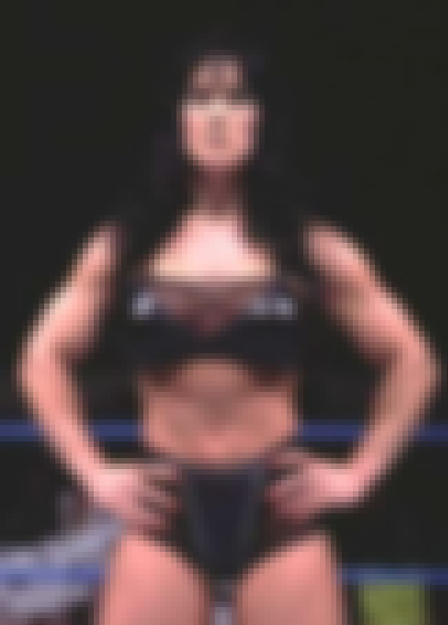 1990s Chyna is listed (or ranked) 7 on the list Evolution of Female Pro Wrestlers