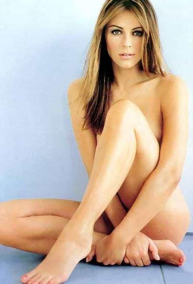 Liz hurley nude videos sexy hot rod