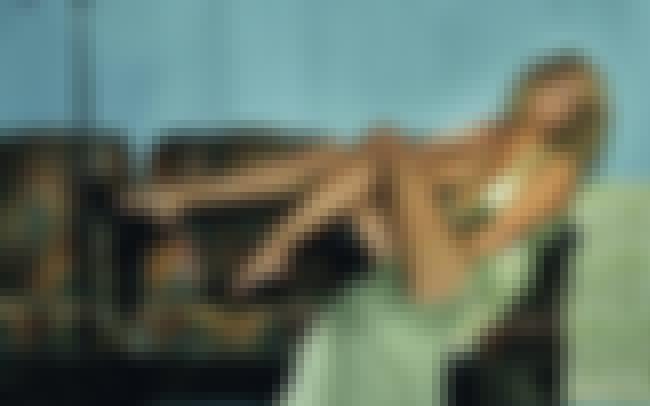 Uma Thurman in a Satin Plunge ... is listed (or ranked) 4 on the list Hottest Uma Thurman Photos
