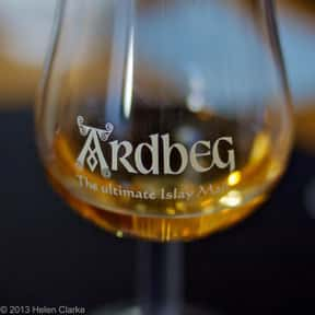 Ardbeg is listed (or ranked) 15 on the list The Best Scotch Brands