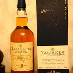 Talisker is listed (or ranked) 16 on the list The Best Scotch Brands