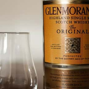 Glenmorangie is listed (or ranked) 8 on the list The Best Scotch Brands