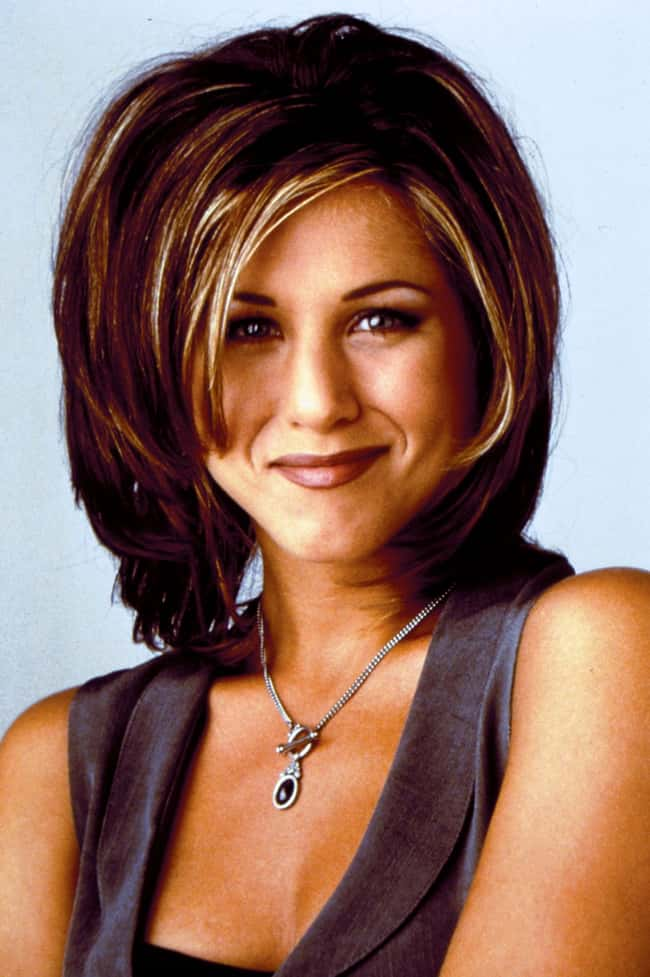 The Rachel is listed (or ranked) 16 on the list The Absolute Worst Hairstyles of All Time