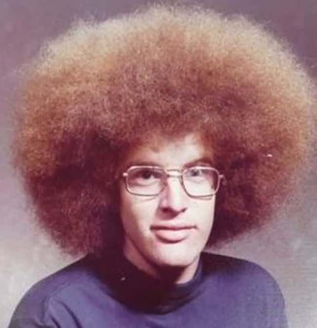 The Jewfro is listed (or ranked) 6 on the list The Absolute Worst Hairstyles of All Time