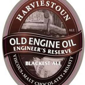 Harviestoun Old Engine Oil Engineer's Reserve