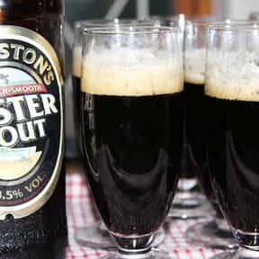 Marstons Oyster Stout is listed (or ranked) 15 on the list The Best Keg Beers
