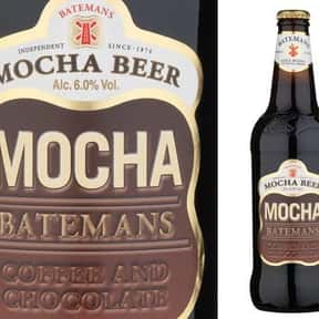 Batemans Mocha is listed (or ranked) 25 on the list The Best Keg Beers