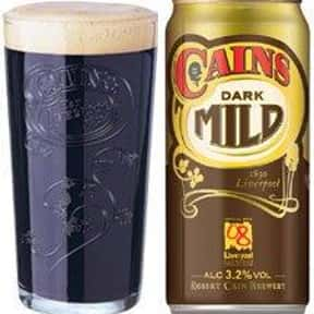 Cains Dark Mild is listed (or ranked) 23 on the list The Best Keg Beers
