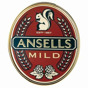 Ansells Mild is listed (or ranked) 22 on the list The Best Keg Beers