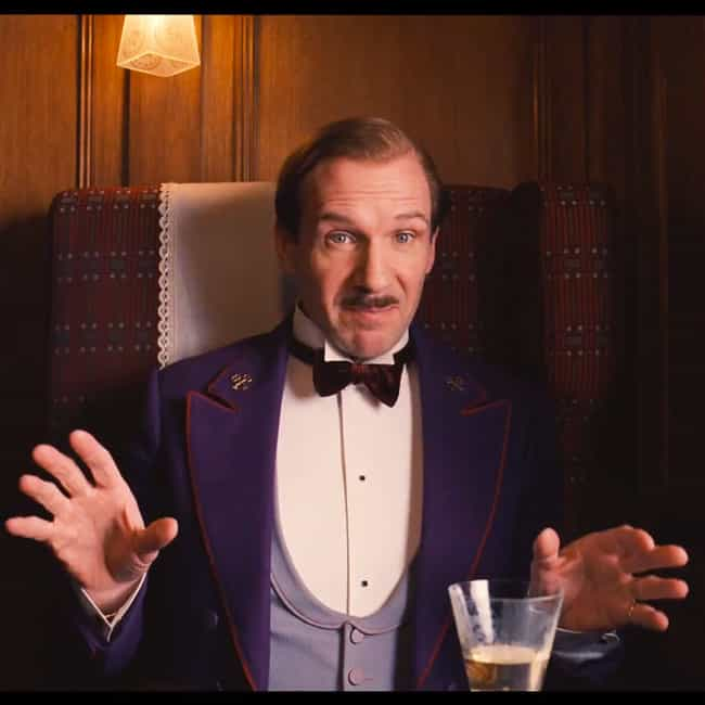 I Go to Bed With All My Friend... is listed (or ranked) 3 on the list The Grand Budapest Hotel Movie Quotes