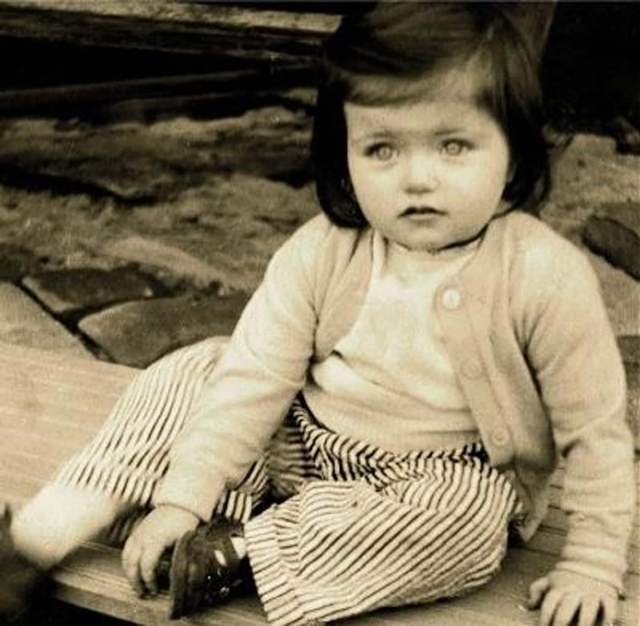 Before She Danced Her Way to H is listed (or ranked) 1 on the list Cute Babies Who Grew Up to Be Movie Stars