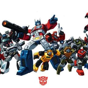 The Autobots is listed (or ranked) 13 on the list The Best Superhero Teams & Groups