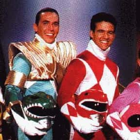Power Rangers (US) is listed (or ranked) 24 on the list The Best Superhero Teams & Groups