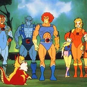 The Thundercats is listed (or ranked) 23 on the list The Best Superhero Teams & Groups
