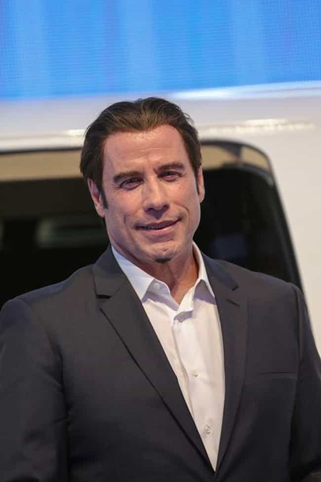 John Travolta (Now) is listed (or ranked) 4 on the list The Most Famous Actors of the 70s (Then and Now)