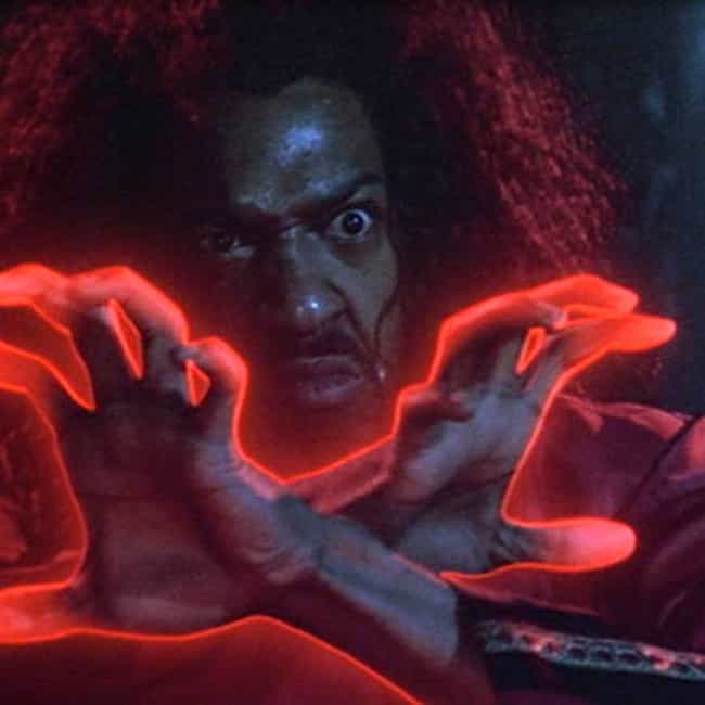 Sho'nuff is listed (or ranked) 2 on the list The Most Notorious Martial Arts Movie Villains