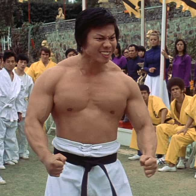 Bolo is listed (or ranked) 3 on the list The Most Notorious Martial Arts Movie Villains