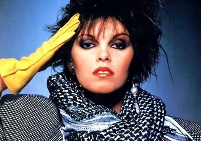Pat Benatar - Then is listed (or ranked) 3 on the list The Most Famous 80s Popstars (Then and Now)