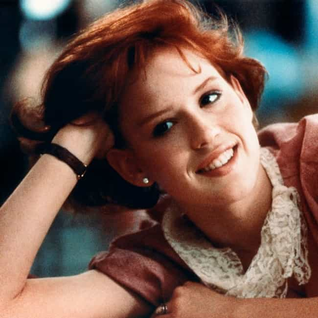 Molly Ringwald - Then is listed (or ranked) 1 on the list Female Teen Stars of the '80s: Then and Now