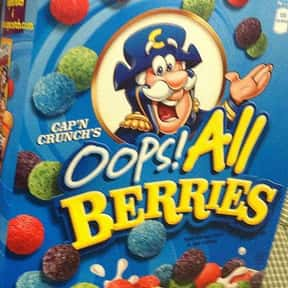 Popular Cereals List Of Breakfast Cereals Page 2 All berries contained nothing but the berry flavored crunch berries and none of the corn squares. ranker