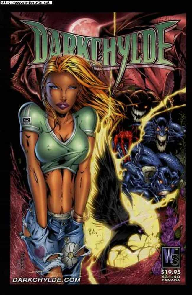 Sexiest Female Comic Book Characters  List Of The Hottest -1263