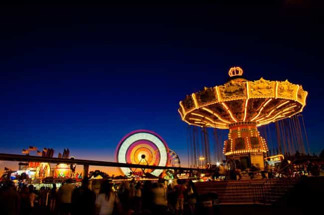 Amusement Park is listed (or ranked) 1 on the list The Best 18th Birthday Party Ideas