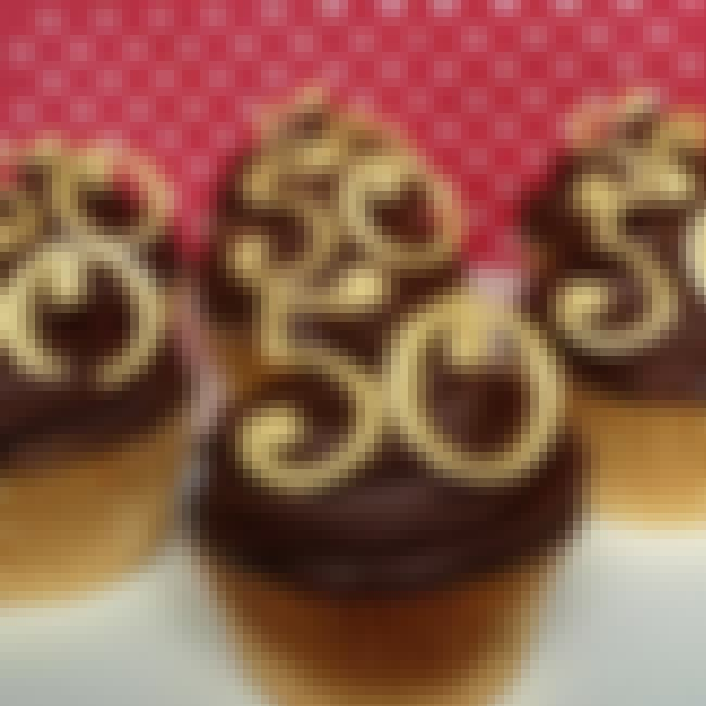Food in 50s is listed (or ranked) 4 on the list 50th Birthday Party Ideas