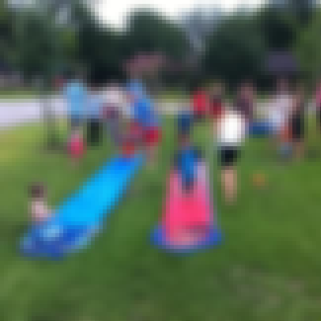 Sprinkler Party is listed (or ranked) 4 on the list Kids Birthday Party Ideas