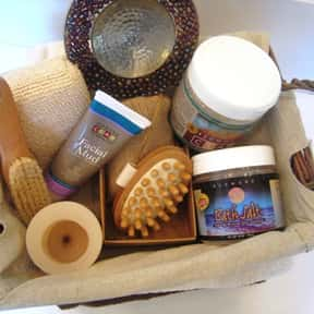 Spa Treatment is listed (or ranked) 1 on the list Fun Gift Basket Ideas