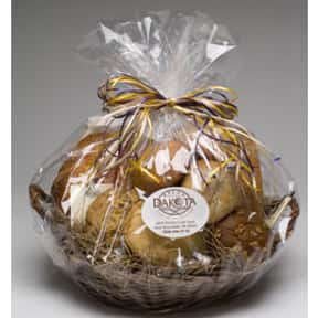 Baked Goods is listed (or ranked) 4 on the list Fun Gift Basket Ideas