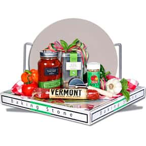 Pizza Kit is listed (or ranked) 6 on the list Fun Gift Basket Ideas