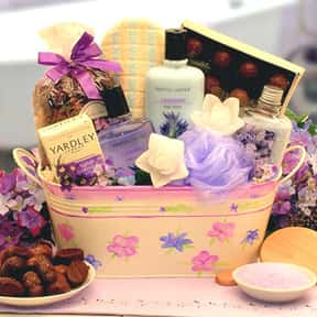 Relaxation is listed (or ranked) 8 on the list Fun Gift Basket Ideas