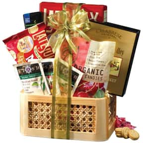 Organic Cooking is listed (or ranked) 16 on the list Fun Gift Basket Ideas