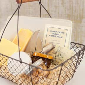 Cheese Plate is listed (or ranked) 17 on the list Fun Gift Basket Ideas