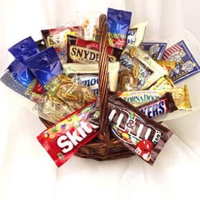 Munchies is listed (or ranked) 18 on the list Fun Gift Basket Ideas