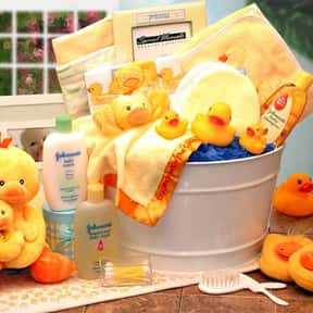 Bath Time is listed (or ranked) 21 on the list Fun Gift Basket Ideas