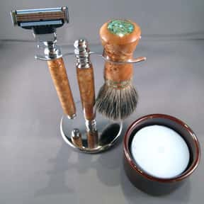 Shaving Kit for Men is listed (or ranked) 22 on the list Fun Gift Basket Ideas