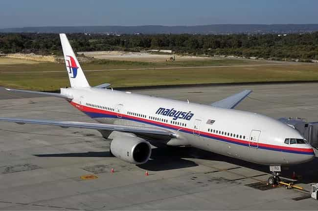 Malaysia Airlines MH370 is listed (or ranked) 2 on the list 15 of the Most Mysterious Airline Tragedies