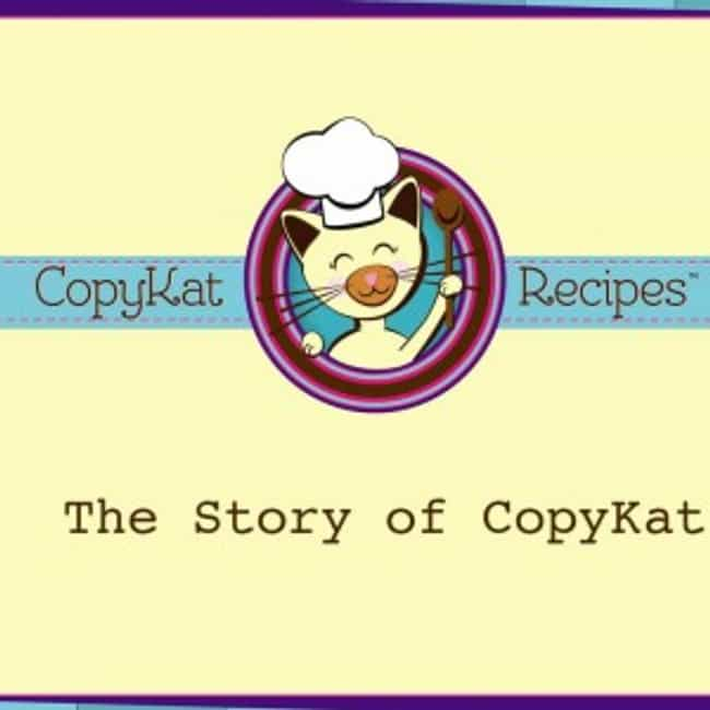 CopyKat.com is listed (or ranked) 3 on the list The Best Recipe Websites