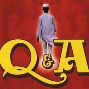 Q & A is listed (or ranked) 79 on the list List of Oscar-Winning Adapted Screenplay Original Sources