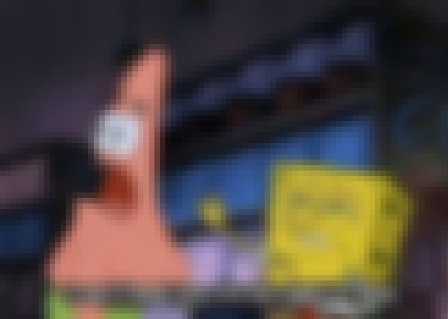 Like Turning the Radio Down Wh... is listed (or ranked) 3 on the list The Funniest Spongebob Squarepants Pictures