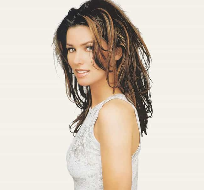 Shania Twain Then is listed (or ranked) 3 on the list The Most Famous 90s Popstars (Then and Now)